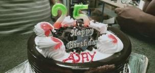 Ajay Kumawat Birthday 1