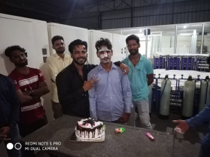 Ajay Kumawat Birthday 3