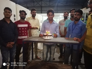 Ajay Kumawat Birthday 2