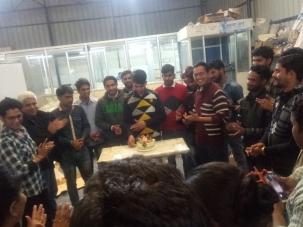 Birthday Celebration