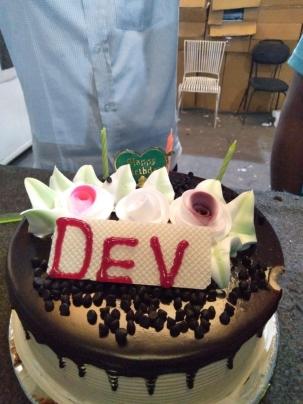 Devendra Kumar Birthday 1