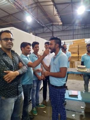 Devendra Kumar Birthday 6