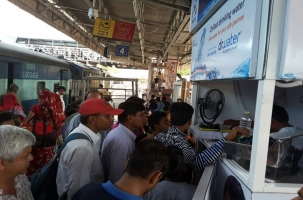 Water ATM India - IRCTC Units