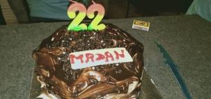 Madan Singh Birthday 1