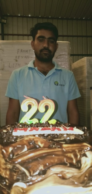 Madan Singh Birthday 2