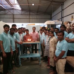 Nitesh Jalthaniya Birthday 3