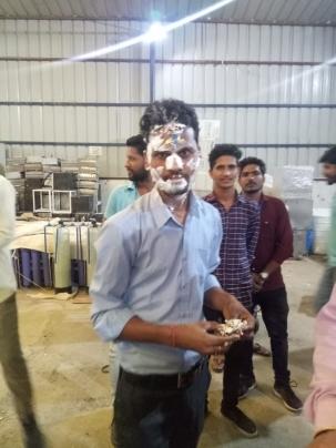 Rahul Kumawat Birthday Boy