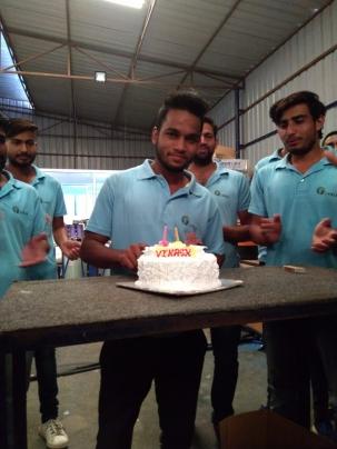 Vikash Jharotiya Birthday 1