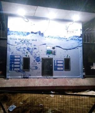 Water ATM at Escorts Company 2
