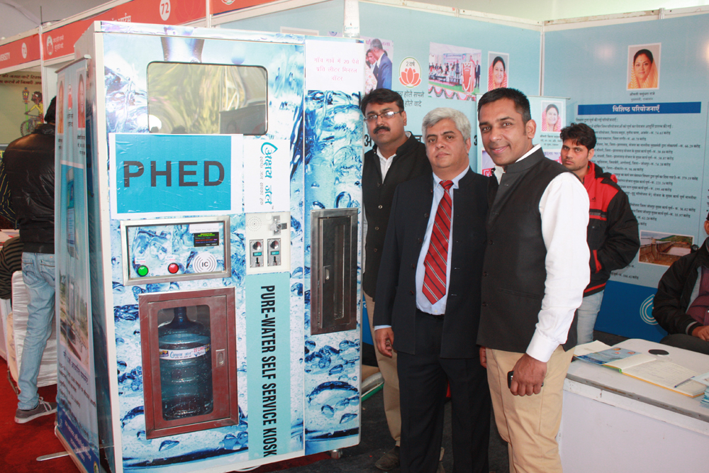 Akshay Swachh Jal at PHED Exhibition 2