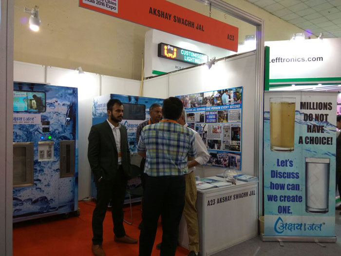 Smart Citiies Expo, 11-13 May at Pragati Maidan New Delhi